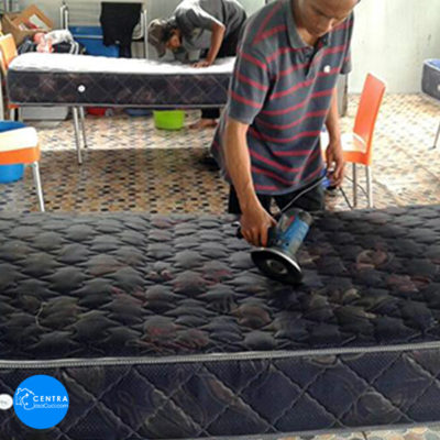 Jasa Cuci Spring Bed Murah